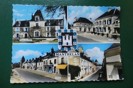 J 5 ) MANTHELAN - France