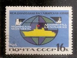 RUSSIE     N°    3086   OBLITERE - 1923-1991 URSS