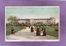 34 MONTPELLIER Citadelle Du 2e Génie - Montpellier