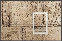 Israel 1979 - Signing Of Egyptian-Israeli Peace Treaty - Miniature Sheet Mi Block 18 (791 B) ** MNH - Hojas Y Bloques