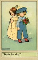 - Illustrateur Agnès RICHARDSON - Don't Be Shy (un Joli Petit Couple!)  -20781- - Altre Illustrazioni