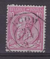 N° 46 TELEGRAPHIQUE BOOM - 1884-1891 Leopold II