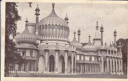 Brighton - The Royal Pavilion - Brighton