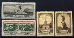 RUSSIE - 1665/1668**  - RECONSTRUCTION DE LENINGRAD - 1923-1991 USSR