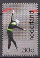 Netherlands MNH Stamp - Gymnastics
