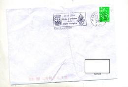 Lettre Flamme Castelnaudary Légion Etrangere - Storia Postale