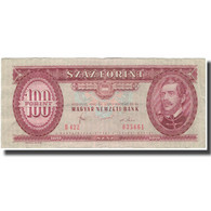 Billet, Hongrie, 100 Forint, 1980-09-30, KM:171f, TB+ - Hongrie