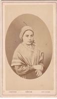 PORTRAIT DE BERNADETTE SOUBIROUS   SOEUR MARIE-BERNARD - Foto