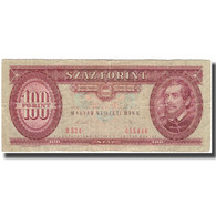 Billet, Hongrie, 100 Forint, 1989-01-10, KM:171h, TB - Hongrie
