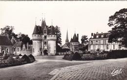 28. FRAZE. LE CHÂTEAU. ANNÉES 50 - France