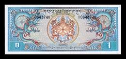 Bhutan 1 Ngultrum 1981 Pick 5 SC UNC - Bhoutan