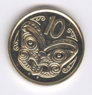 NEW ZEALAND 2006: 10 Cents - New Zealand
