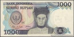 TWN - INDONESIA 124a - 1000 1.000 Rupiah 1987 Prefix HPO UNC - Indonesia