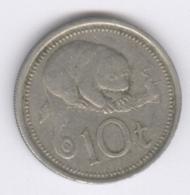 PAPUA NEW GUINEA 1975: 10 Toea, KM 4 - Papua New Guinea