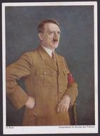 AK Propaganda / Adolf Hitler / Originalbild Im Besitze Des Führers / H. Knirr - Weltkrieg 1939-45