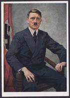 AK Propaganda / Adolf Hitler / Werbekarte Allianz & Stuttgarter Versicherung - Weltkrieg 1939-45