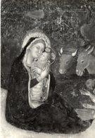 Assisi - Cartolina Antica MADONNA COL BAMBINO, Chiesa Santa Chiara , Anni '60 - R24 - Peintures & Tableaux