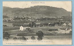 TH0514   CPA  SAINT-ETIENNE-LES-REMIREMONT  (Vosges)  CASERNES DU 5e CHASSEURS - VUE PRISE DE SAINT-ROMARY  +++ - Saint Etienne De Remiremont