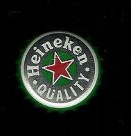 Capsula E Capsule Birra Italia - Heineken Quality 2  - Capsules Bière - Capsules Beer - Kronkorken Bier - Tapas Cerveza - Beer