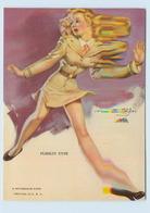 I1967/ Pin Up  Erotik Mutoscope Card 1948 - Pin-Ups