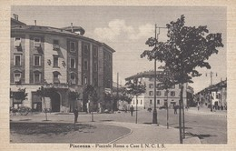 Emilia Romagna - Piacenza  - Piazza Roma E Casa I.N.C.I.S. - F. Piccolo   - Bella  Animata - Piacenza