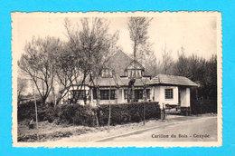 CPSM COXYDE / KOKSIJDE : CARILLON Du BOIS ( Etabl. Champêtre, Derrière La Chapelle ) Ed. Photo Luc, Coxyde - 2 Scans - Koksijde