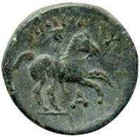 GRECIA ANTIGUA. REINO DE MACEDONIA. FILIPO II. 359-336 A.c.. GREEK COIN - Griegas