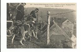 02 - FORET DE VILLERS COTTERETS / EQUIPAGE MENIER - HALLALI A CORCY - Villers Cotterets