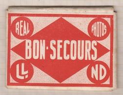 20A91 Carnet BON SECOURS  Mignonnettes  12  VUES PHOTOS - Bonsecours