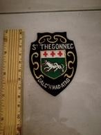10857    ECUSSON TISSU ST THEGONNEC  DALC'HMADDATAO - Ecussons Tissu