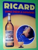 Calendrier De Poche Ricard 1983 - Calendriers