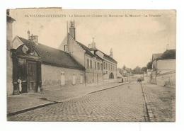 CPA - La Vènerie - La Maison De Chasse De M. H. Menier - VILLERS COTTERÊTS 02 Aisne - - Villers Cotterets