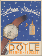 Ansichtskarten: Motive / Thematics: WERBUNG / REKLAME, Album Mit 132 Historischen Werbekarten Ab Ca. - Ansichtskarten