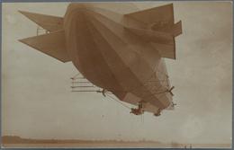 Ansichtskarten: Motive / Thematics: ZEPPELIN 1907/1940 (ca.), Vielseitige Partie Von Ca. 90 Ansichts - Ansichtskarten