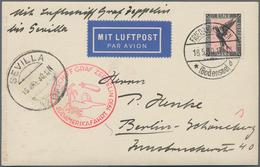 Ansichtskarten: Motive / Thematics: ZEPPELIN: Over Two Hundred Zeppelin Flights, Original Private Ph - Ansichtskarten