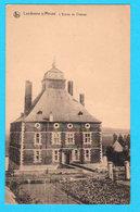 CPA LANDENNE S/Meuse : L'Entrée Du Château - Edit. E. Marchot, Landenne S/Meuse - 2 Scans - Andenne