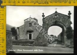 Lucca Camaiore Chiesa Monumentale Della Badia - Lucca