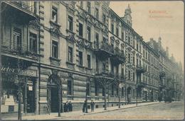 Ansichtskarten: Ehemalige Ostgebiete: OBERSCHLESIEN / KATTOWITZ / KATOWICE, Sehenswerte Sammlung Mit - Schlesien