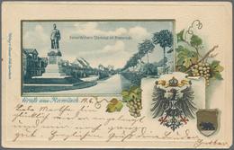 Ansichtskarten: Ehemalige Ostgebiete: SCHLESIEN, POSEN, POMMERN, WEST- Und OSTPREUSSE, Kleine Partie - Schlesien