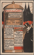 Ansichtskarten: LAGERBESTAND, Ein Voluminöser Bestand An Weit über 35.000 Historischen Ansichtskarte - Ansichtskarten