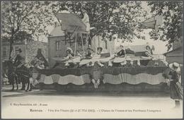 Ansichtskarten: Frankreich - 1898/1930, Immenser Bestand Von Ca. 51500 Historischen Ansichtskarten O - Ansichtskarten