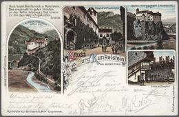 Ansichtskarten: Italien - 1898/1935, Südtirol / Alto Adige. Feinst Nach Orten Und Tälern Sortierter - Ansichtskarten