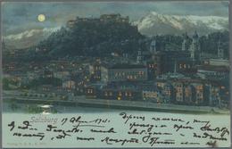Ansichtskarten: ZWEI WÜHLKISTEN Mit Weit über 4000 Historischen Ansichtskarten, Dabei Auch Ein Hoher - Ansichtskarten