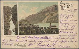 Ansichtskarten: KARTON, Mit Weit über 1300 Historischen Ansichtskarten Ab Ca. 1897 Bis In Die 1970er - Ansichtskarten
