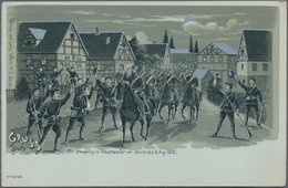 Ansichtskarten: KARTON, Mit Ungefähr 1350 Historischen Ansichtskarten Ab Ca. 1900 Bis In Die 1970er - Ansichtskarten