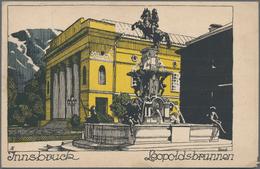 Ansichtskarten: KARTON, Mit über 1200 Historischen Ansichtskarten Ab Ca. 1900 Bis In Die 1970er Jahr - Ansichtskarten