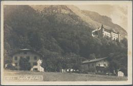 Ansichtskarten: KARTON, Mit Gut 1250 Historischen Ansichtskarten Ab Ca. 1900 Bis In Die 1970er Jahre - Ansichtskarten
