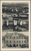 Ansichtskarten: KARTON, Mit Ungefähr 1250 Historischen Ansichtskarten Ab Ca. 1900 Bis In Die 1970er - Ansichtskarten