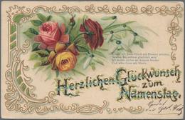 Ansichtskarten: KARTON, Mit Gut 1200 Historischen Ansichtskarten Ab Ca. 1900 Bis In Die 1970er Jahre - Ansichtskarten