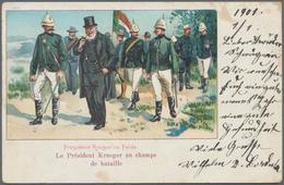 Ansichtskarten: KARTON, Mit Knapp über 1200 Historischen Ansichtskarten Ab Ca. 1900 Bis In Die 1970e - Ansichtskarten
